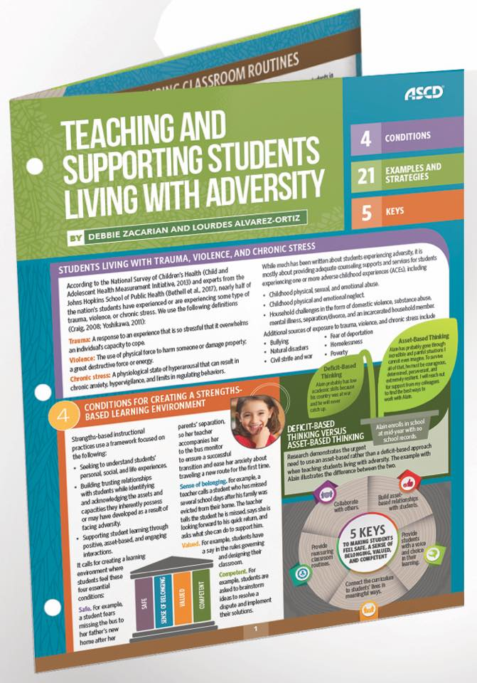 Teaching and Supporting Students Living with Adversity